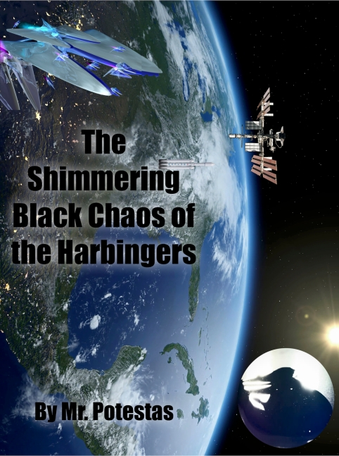 The Shimmering Black Chaos of the Harbingers